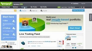 How it works CopyTrader on eToro