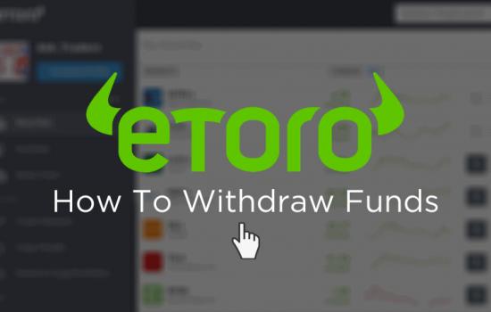 Withdraw from eToro account